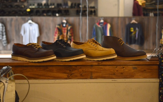 outlet redwing new