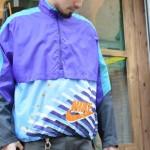 Nylon jacket.   京都 古着屋 JAM