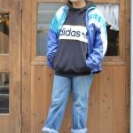 90's Sporty Girl Style** 古着屋 JAM 京都
