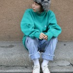 90'sでカラフルな秋。 古着屋 JAM 京都