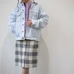 Summer ColorでつくるA/W90'コーデ 古着屋 JAM 京都