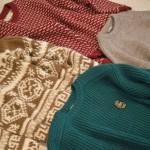 【嬉しいお知らせアリ!】Wool Sweater Collection 古着屋JAM