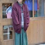 グランマクローゼットでクリスマスコーデ🎄 古着屋 JAM 京都