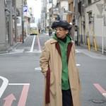 前田式CITY BOY × SPRING STYLE 古着屋 JAM 京都