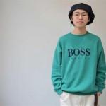 """""""BOSS"""" SWEAT STYLE 古着屋JAM京都店"""