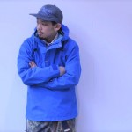 Anorak Parker trendy clothes 古着屋 JAM 京都