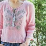 おすすめアイテム 刺繍トップス チュニック デニムパンツ アクセサリー 古着屋 JAM 京都 レディース