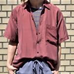 ADIDAS サッカーシャツ、levi's シルバータブ、シルクシャツ、Dikies イージーパンツ、パジャマシャツ、トミーヒルフィガー ワンポイントTシャツ◎ 古着屋 JAM 京都店