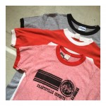 リンガーTシャツ × ファイヤーパターン × Hanes × オールドTOMMY    古着屋 JAM 京都店