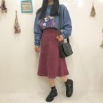 本日のおすすめ紹介(^^)/ 古着屋JAm京都レディース店
