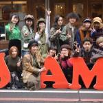 京都&京都レディース店2周年 古着屋 JAM 京都