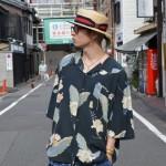 アロハシャツ特集!!&祇園祭りイベント告知!! 古着屋 JAM 京都