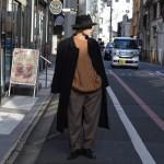 スタイリングのご紹介 古着屋JAM京都