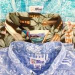 店長ほりほり 大好きなアロハシャツ*Reyn Spooner*