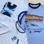 『リンガーTシャツ』の魅力&BACK TO THE FUTUREのリンガーTシャツを使ったコーディネートの紹介。