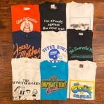 チロルブラウス×プリントTシャツ&作業部屋の紹介