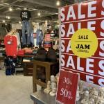 古着屋JAM京都店 SALEスタート!!!注目は過去最大級の商品数とMAX50%OFF!
