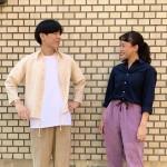 """8/21 ONSALE 【JAMオリジナルリメイク】"""" 長袖シャツドロスト """" を使ったスタッフスタイリング!"""