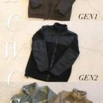 近代ミリタリー【 ECWCS 】GEN1→GEN2→GEN3 の世代交代とは?
