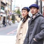 ダッフルコートスタイリング&新春祭告知!