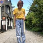【古着屋JAM京都四条店】レディースTシャツおすすめご紹介◎