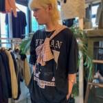 【古着屋JAM京都三条店】たいせいと長袖シャツ