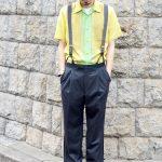 Suspenders Style.