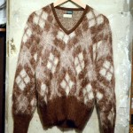 """knit""入荷。"