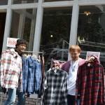 本日¥1000ネルシャツが大量入荷しました☆