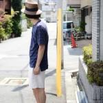 ☆真夏のコンフォートプレッピー☆