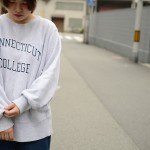 SWEAT × VINTAGE × DENIM
