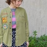 BSAボーイスカウトシャツで春スタイル☆