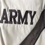 ~ARMY ジャケット×グランパシャツ×シルバータブ×バンズ~