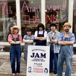 JAM桃谷店7周年祭 ~THANKS PARTY~  1日目終了!!!