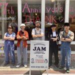JAM桃谷店7周年祭 ~THANKS PARTY~ 最終日終了!!!沢山のご来店ありがとうございました!!