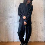 ~ TODAY'S RECOMMEND ~【レーヨンシャツ × コットンパンツ × ドクターマーチン】