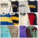~WEEKEND RECOMMEND~【ロングTシャツ×ラガーシャツ×フィッシングシャツ×ナイロンジャケット×マウンテンパーカー】
