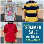 ~JAM FINAL SUMMER SALE~70%OFF+2BUY 15%OFF