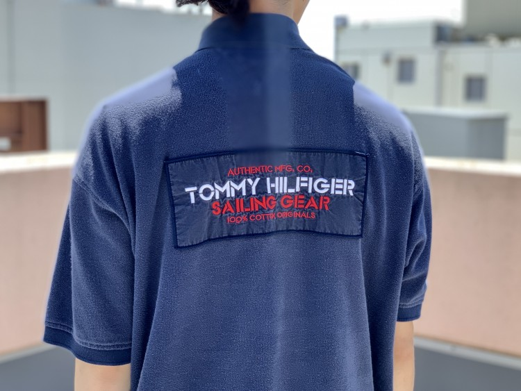 トミーヒルフィガーポロシャツ