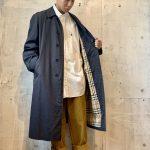 ~2019 A/W VINTAGE ARRIVAL~【ステンカラーコート×ボタンダウンシャツ・コーデュロイパンツ×スニーカー】