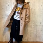 ~TODAY'S RECOMMEND~【ダッフルコート×スウェット×スカート×ブーツ】