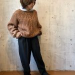 ~TODAY'S RECOMMEND~【 ニット × スラックス × ローファー】