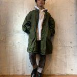 ~TODAY'S RECOMMEND~【M-65 × チャンピオン × デニムパンツ × ドクターマーチン】
