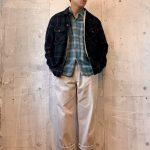 ~TODAY'S RECOMMEND~【ウールジャケット×ウールシャツ×チノパン×ローファー】