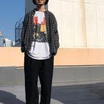南's RECOMMEND 【バンドTシャツ】