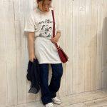 夏のスタイリングのアクセントに【アートTシャツ】【グラフィックTシャツ】