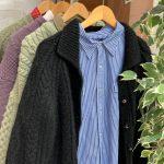 この冬注目の【Original Aran knit】をご紹介