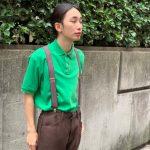 今年の夏はポロシャツだ!!!!