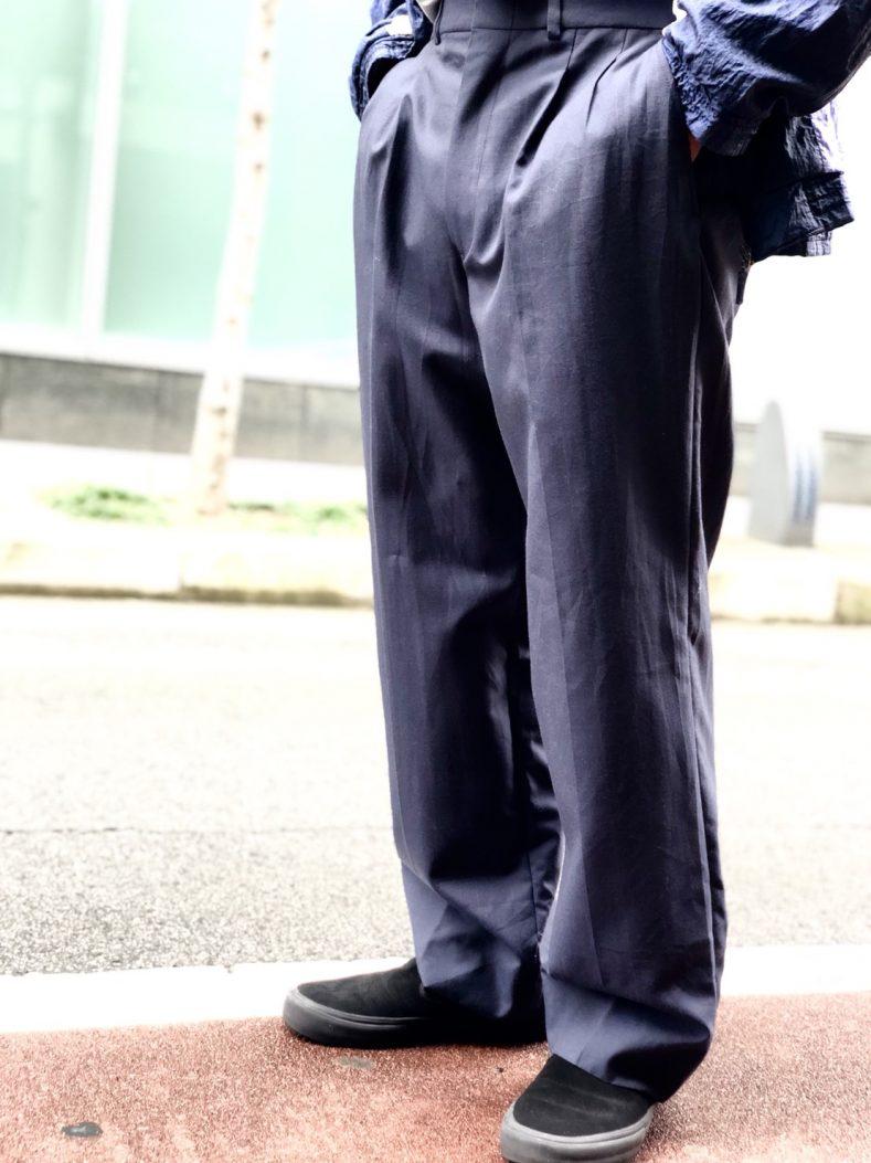 大阪 古着 コーディネート